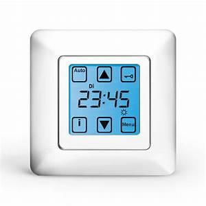 Rolladen Smart Home : rolladen zeitschaltuhr quattro s 50 ultrawei ab 68 00 eur ~ Lizthompson.info Haus und Dekorationen