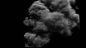Smoke plume - YouTube