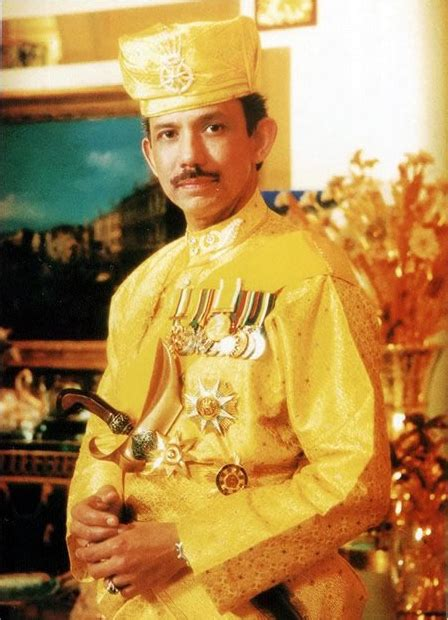 sultan hassanal bolkiah sultan of brunei hassanal bolkiah walking in the rain