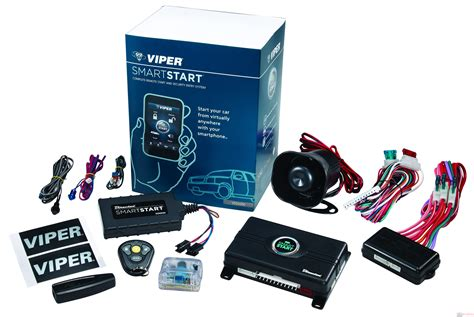 Viper Vss5000 Car Remote Starter W/ Smart Start & Keyless