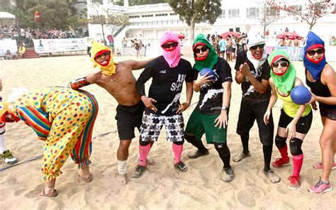hong kong rugby week    begins   beach