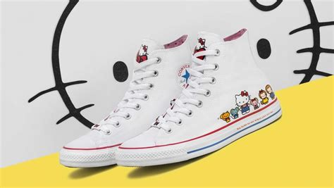 kitty converse collection release date sole collector