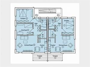 Mehrfamilienhaus Grundriss Modern : grundriss eg mehrfamilienhaus m nch zwei wohnungen bad mit fenster und berdachter ~ Eleganceandgraceweddings.com Haus und Dekorationen