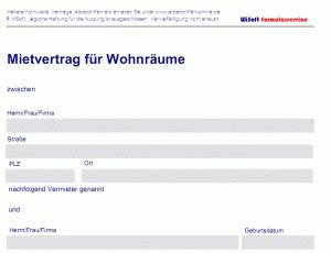 mietvertrag kostenlos 2016 vertr 228 ge vorlagen kostenlos part 3