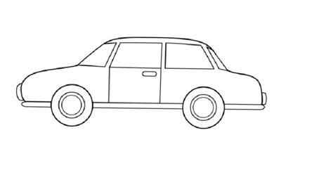 drawing car sketch youtube