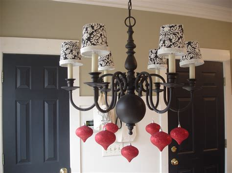 best dining room chandeliers with shades with image 10 of