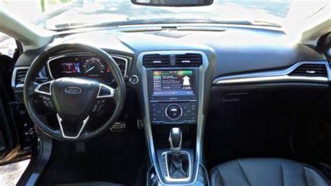buy   ford fusion hybrid titanium navigation