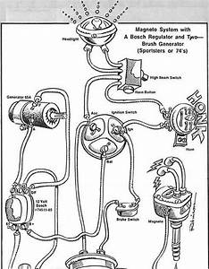 Tachometer For Harley Electra Glide Wiring Diagram