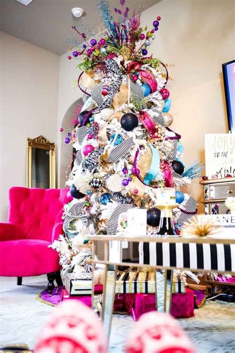magical christmas tree colors  ideas  pull