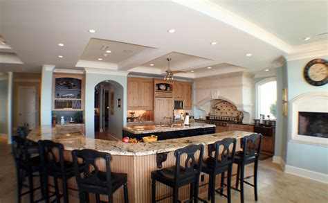 big kitchen island designs large kitchen island with seating and storage home