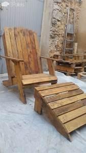 Stuhl Aus Paletten : pallet adirondack chair paletten terrasse stuhl bank und gartenliege ~ Whattoseeinmadrid.com Haus und Dekorationen
