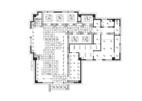 home floor plans design gallery of home cafes penda 32