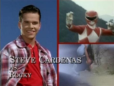 Interview With Power Rangers' Steve Cardenas