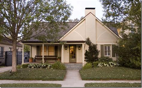 Cote De Texas Small Stylish Houses