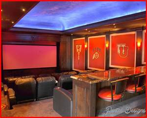 Small home theater design - Home Designs - Home Decorating