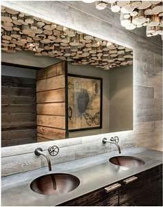 15, Fabulous, And, Chic, Bathroom, Ceiling, Design, Ideas