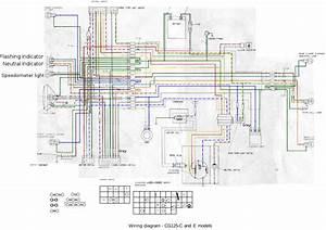 Jerous U0026 39    1  U2014 Honda Cg125 E Wiring Diagram