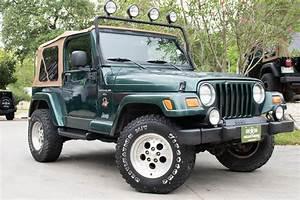 Used 1999 Jeep Wrangler Sahara For Sale   12 995