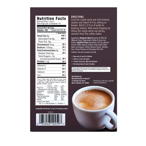 A keto coffee bomb is sometimes known as bulletproof coffee, keto coffee or butter coffee. Rapid Fire Caramel Macchiato Ketogenic High Performance Keto Coffee Pods, Supports Energy ...