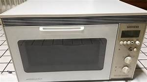 Siemens mikrowelle plus backofen in filderstadt for Siemens mikrowelle plus