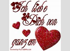 Ich liebe Dich Handy Bilder Grüße Facebook BilderGB