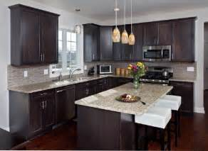 kitchen table and island combinations how to pair countertop colors with cabinets