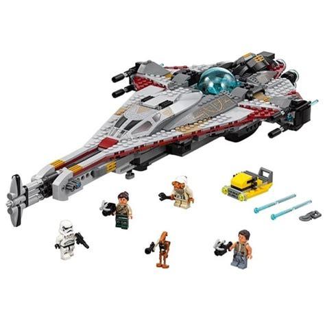 lego star wars  arrowhead  yuppie gadgets
