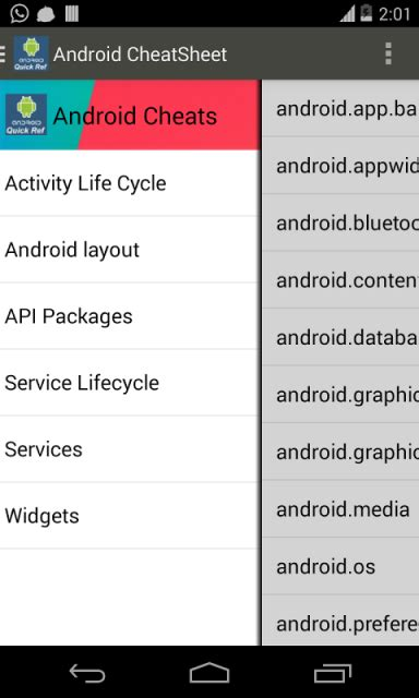android cheat sheet download apk for android aptoide