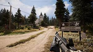 Far Cry 5 Review Rocket39s Red Glare PCWorld