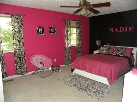 Pink Zebra Bedroom by Pink Zebra Room Ideas For Pink Black And Zebra
