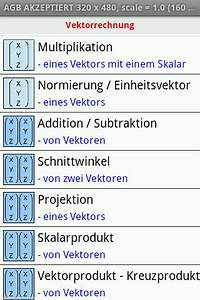 Determinante 4x4 Berechnen : vektoren determinanten lgs android apps on google play ~ Themetempest.com Abrechnung