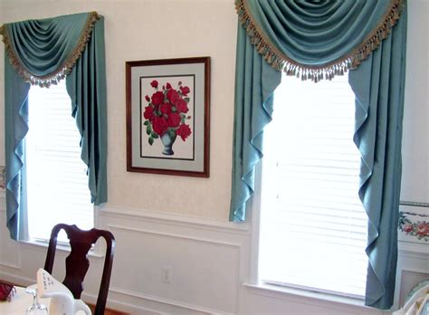 Swag Valances Window Treatments by Swag Traditional Window Treatment Curtain Window