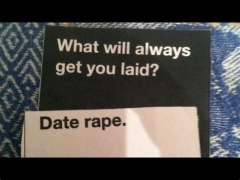 As the classic used to say: Let's Play Pretend You're Xyzzy (Cards Against Humanity Online) With Marsares2011 - YouTube