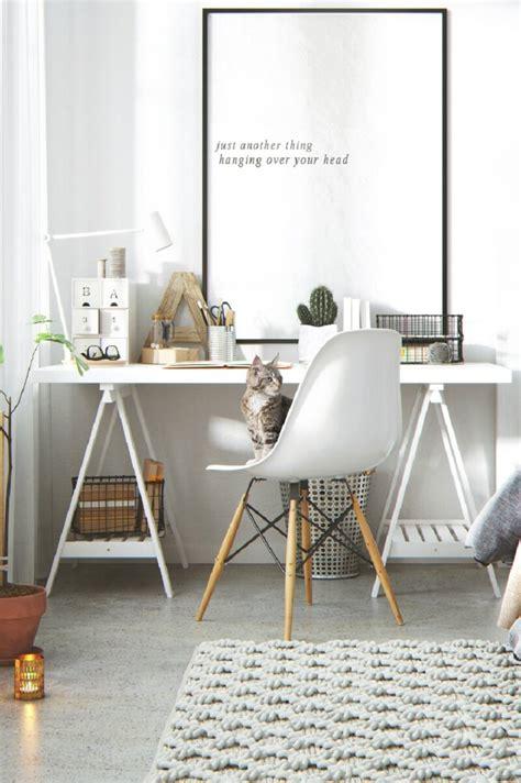 dans bureau 30 idées pour aménager un coin bureau dans un petit salon