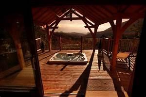 Cabane De Luxe : la cabane du fanabregue nuit insolite avec jacuzzi ~ Zukunftsfamilie.com Idées de Décoration