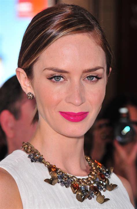 10 Reasons We Love Emily Blunt's Red Carpet Looks   Fandango