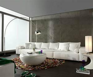 Moderne Wandfarben Für Wohnzimmer : wohnzimmer modern einrichten 59 beispiele f r modernes ~ Sanjose-hotels-ca.com Haus und Dekorationen
