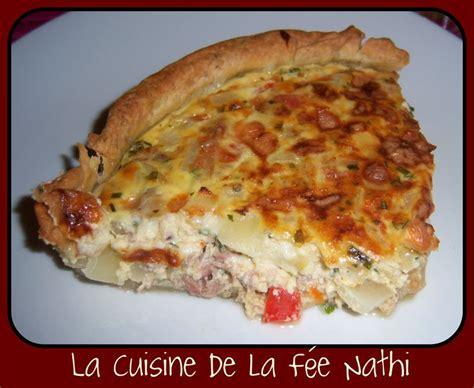 la cuisine de dudemaine tarte salée thon poivron mozza la cuisine de la fée nathi