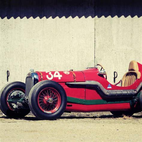 The Supercharged 1934 Lagonda Rapier Special