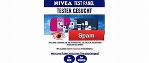 Offene Rechnung Von Directpay : sucht nivea wirklich produkttester e mail f hrt zu gewinnspiel ~ Themetempest.com Abrechnung