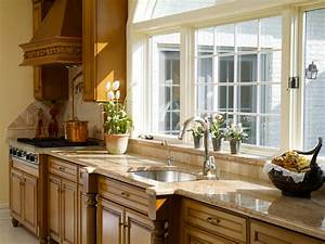 kitchen alteration with large window over sink With kitchen designs with window over sink