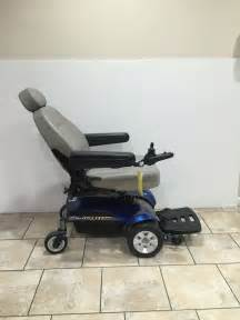 used pride jazzy select elite power wheelchair