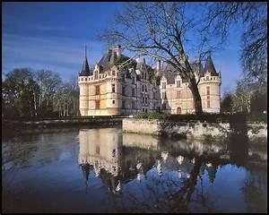 Azay Le Rideau Castle A Photo From Centre Central