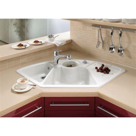 ceramic corner kitchen sink villeroy boch 2 5 bowl white ceramic corner kitchen 5171