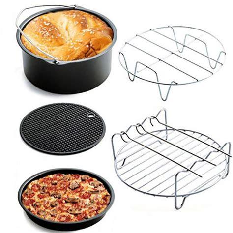 air fryer accessories phillips emerald cookware sets 5pcs kitchen