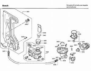 Bosch Shx7er55uc  50 Heat Pump-motor
