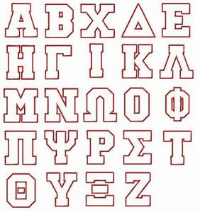 59 best images about greek alphabet on pinterest machine With greek letter embroidery font
