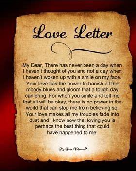 love letter  husband ideas  pinterest love