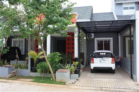 rumah minimalis gambar desain garasi mobil rumah