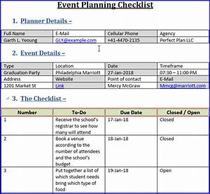 template for planning an event - event planning checklist template choice image template